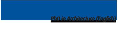 Architecture PhD Program (In English)